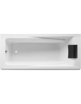 Obdélníková vana ROCA HALL 170x75 cm bílá