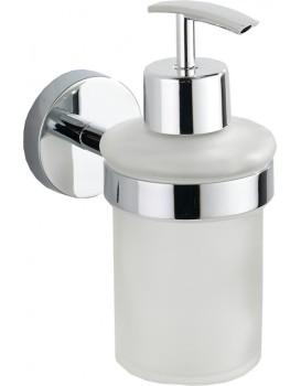 Zásobník na mydlo MEXEN REMO biely