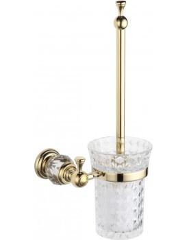 WC kefa s nádobou MEXEN ESTELA zlatá