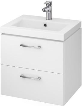 Umyvadlová skříňka s umyvadlem CERSANIT  - LARA COMO 50 - bílá