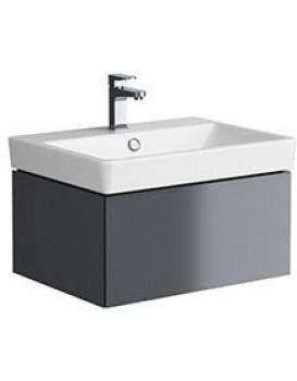 Umyvadlová skříňka OPOCZNO SPLENDOUR 60 CM - šedá