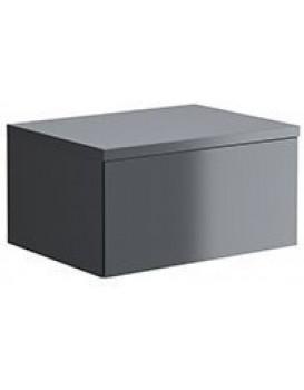 Skříňka závěsná OPOCZNO SPLENDOUR 60 CM - šedá