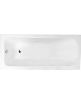 Akrylátová vaňa MEXEN VEGA biela, 170x70 cm + automatický odtok