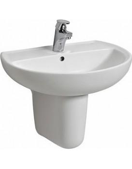 Keramické umyvadlo klasické KOŁO REKORD 50x41 cm bílé K91150000