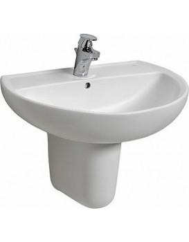 Keramické umyvadlo klasické KOŁO REKORD 60x45 cm bílé K91160000