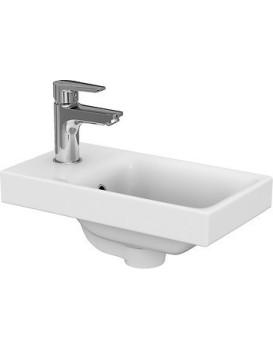 Keramické umyvadlo Cersanit MODUO 40 x 22 cm bílé