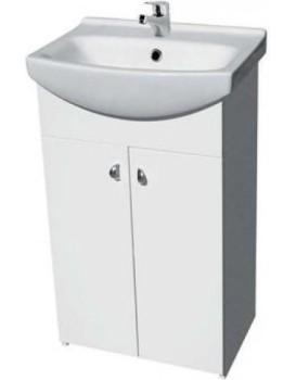 Umývadlová skrinka + umývadlo CERSANIT CERSANIA