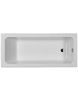 Pravoúhlá vana KOLO MODO 160x70 cm bílá