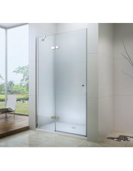 Sprchové dveře MEXEN ROMA transparentní, 95 cm