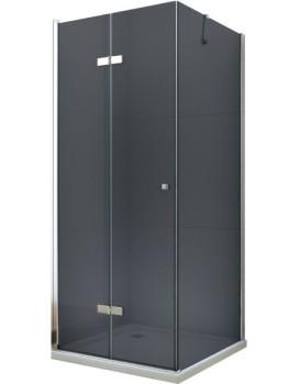 Sprchovací kút Mexen Lima Grey 70 × 70 cm