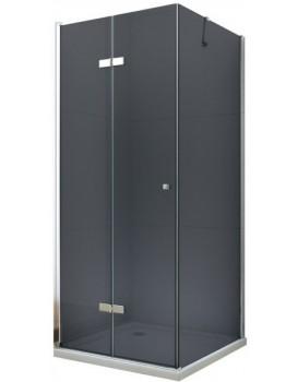 Sprchovací kút Mexen Lima Grey 80 × 80 cm