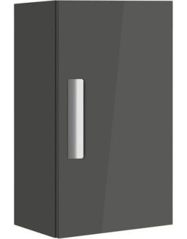 Koupelnová skříňka ROCA DEBBA  - antracit