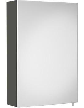 Tenká koupelnová skříňka ROCA LUNA  - antracit