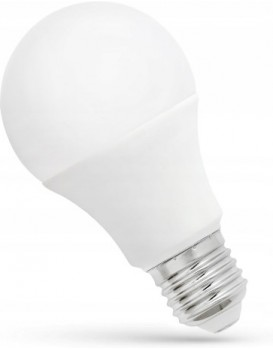 LED žárovka teplá E-27 230V 7W