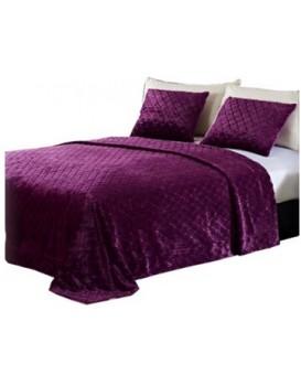 Přehoz na postel Diamond Glamour 220 x 240 cm