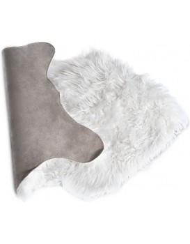 Koberec Sheep 60x90 cm bílý