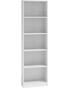 Knihovna SEGREGATORY S40 bílá