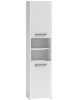 Kúpeľňová skrinka S40 biela