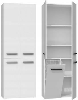 Koupelnová skříňka ARDIA bílá