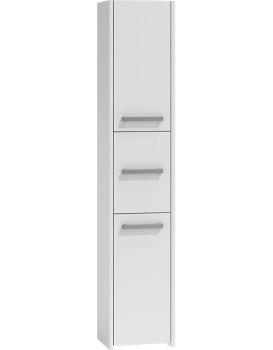 Koupelnová skříňka S33 bílá