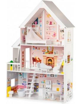 Domeček pro panenky Residence bílý