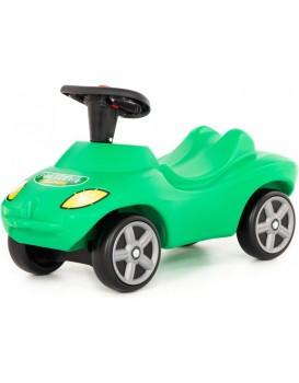 Dětské odrážedlo Policie zelené