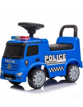 Odrážedlo auto Mercedes Policie