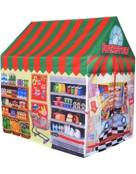 Detský stan Supermarket EcoToys