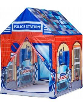 Detský stan Policajná stanica EcoToys
