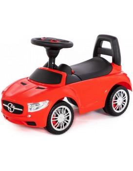 Dětské odrážedlo SuperCar Speed červené