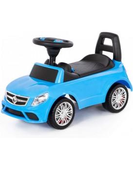 Dětské odrážedlo SuperCar Drive modré