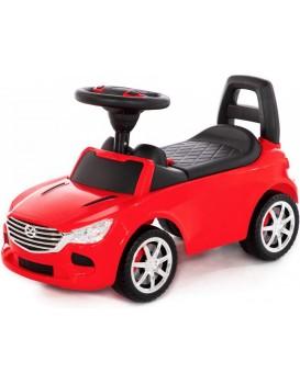 Dětské odrážedlo SuperCar III červené