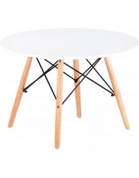 Konferenčný stôl 60cm Shield biely