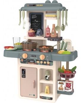 Kuchyňka pro děti MARK šedá