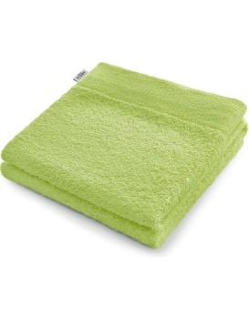 Bavlnený uterák DecoKing Berky svetlozelený