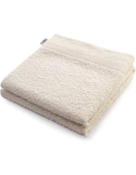 Bavlnený uterák DecoKing Berky ecru
