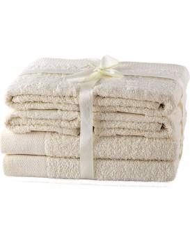 Súprava uterákov AmeliaHome Amary ecru