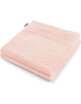 Bavlněný ručník AmeliaHome AMARI růžový