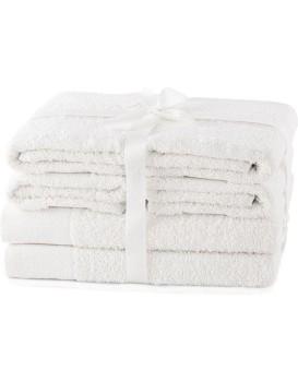 Súprava uterákov AmeliaHome Amar biela