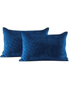Povlaky na polštáře AmeliaHome Laila I modré