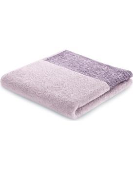Bavlněný ručník AmeliaHome Aria fialový