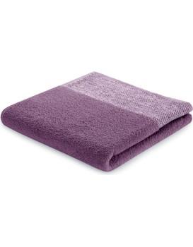 Bavlnený uterák AmeliaHome Aria fialový/slivkový