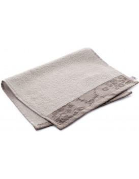 Bavlnený uterák AmeliaHome Crea II béžový
