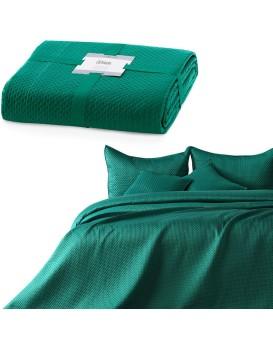 Přehoz na postel Carmen zelený
