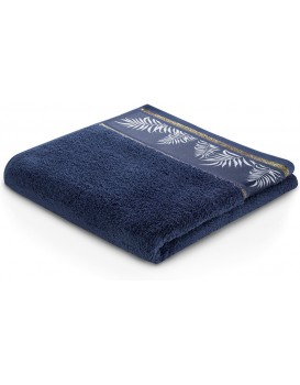 Bavlněný ručník AmeliaHome Pavos modrý