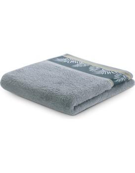 Bavlnený uterák AmeliaHome Pavos sivý