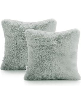 Povlaky na polštáře AmeliaHome Lovika šedé