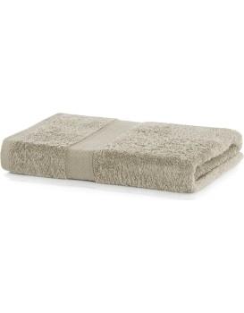 Bavlněný ručník DecoKing Bira béžový