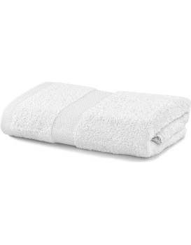 Bavlnený uterák DecoKing Marina biely