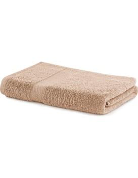 Bavlnený uterák DecoKing Mila 70 × 140 cm béžový